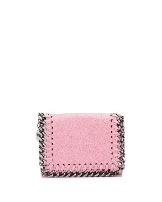 Stella McCartney ファラベラ 財布 Pink