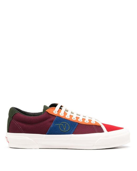 Baskets OG SID LX Vans en coloris Red