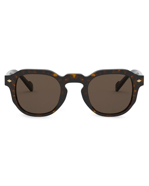 Lunettes de soleil à monture carrée Vogue Eyewear pour homme en coloris Brown