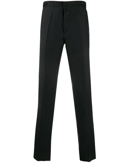メンズ DSquared² スリム テーラードパンツ Black