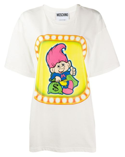 Moschino プリント Tシャツ Multicolor