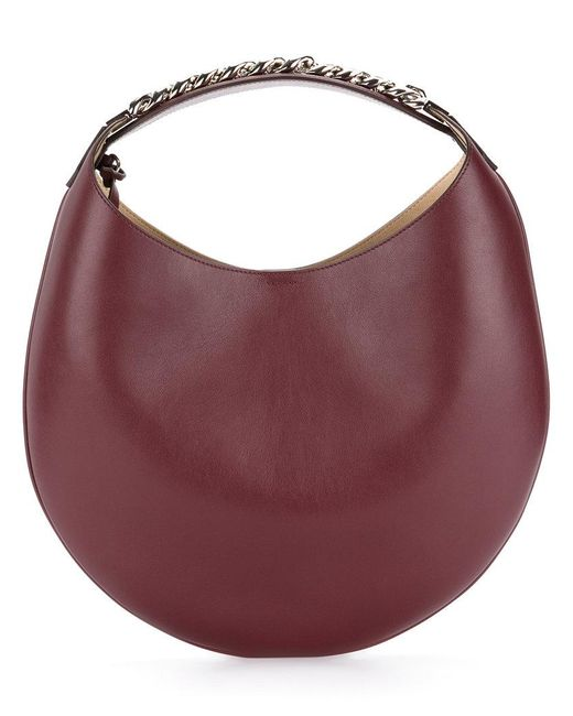 fee9e6cbe3 Lyst - Givenchy Infinity Hobo Bag in Purple - Save 20%