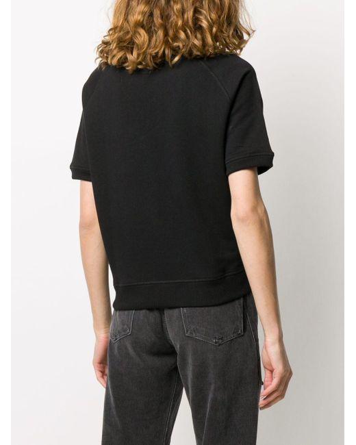 KENZO プリント Tシャツ Black