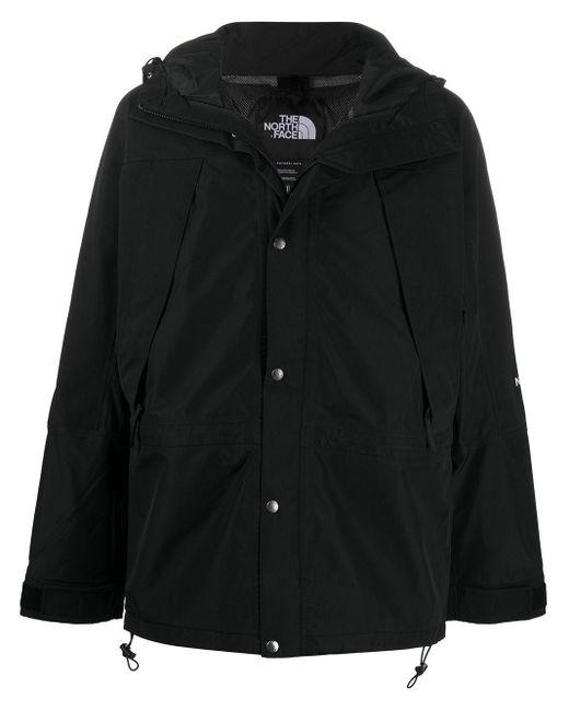 メンズ The North Face バイカラー パデッドジャケット Black