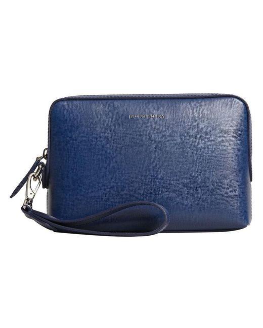 Burberry - Blue London Pouch - Lyst
