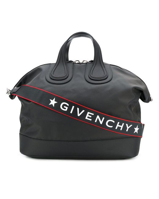 Givenchy Nightingale Holdall in Gray for Men - Save 9% - Lyst a41b2be8a5076