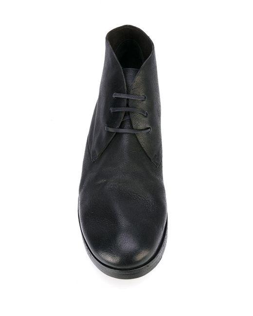 Marsèll Black Desert Boots for men