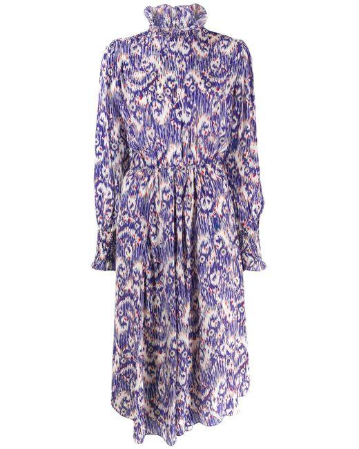 Étoile Isabel Marant Yescott ドレス Purple