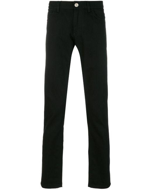 メンズ Dolce & Gabbana スリム ジーンズ Black