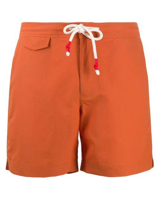 メンズ Orlebar Brown Standard トランクス水着 Orange