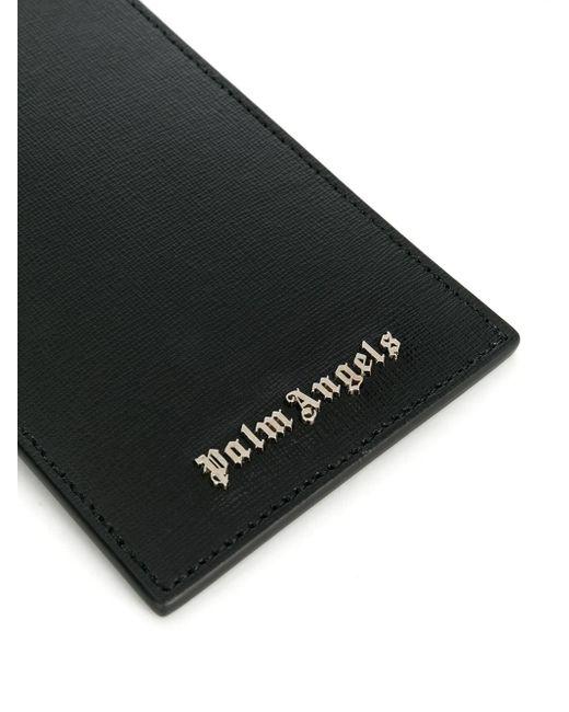 Palm Angels ロゴ ミニバッグ Black