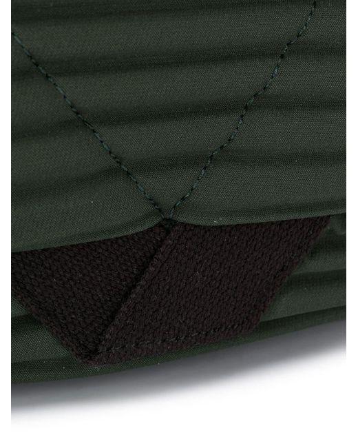 Плиссированная Сумка-мессенджер Homme Plissé Issey Miyake для него, цвет: Green