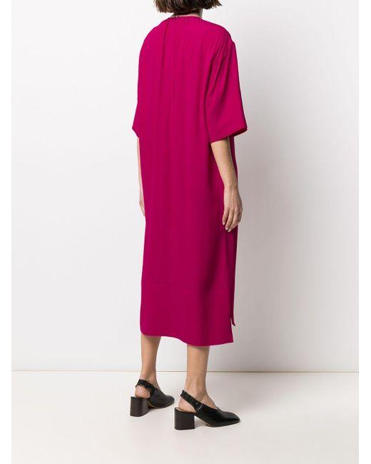Marni シフトドレス Pink