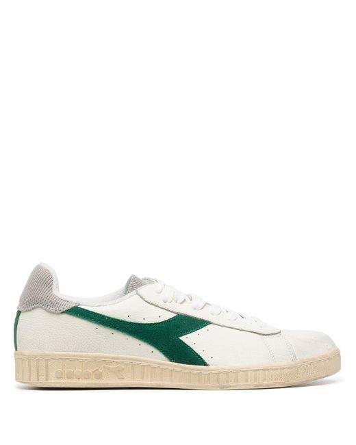 Diadora Klassische Sneakers in White für Herren