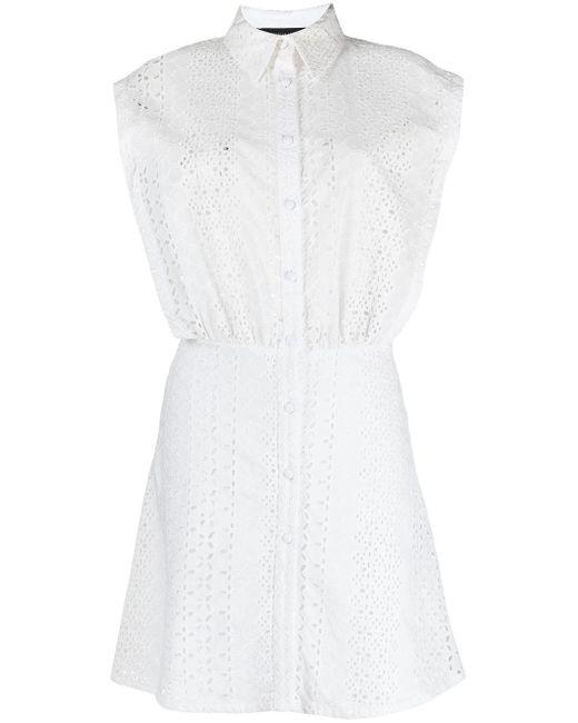 FEDERICA TOSI アイレットレース ドレス White