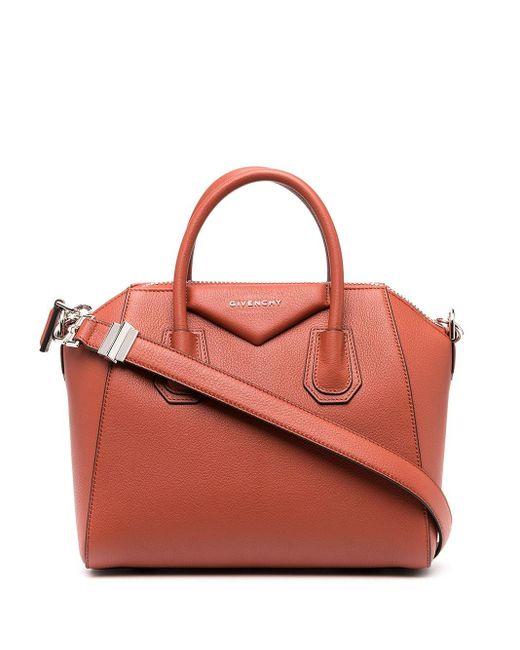 Сумка-тоут Antigona Givenchy, цвет: Orange