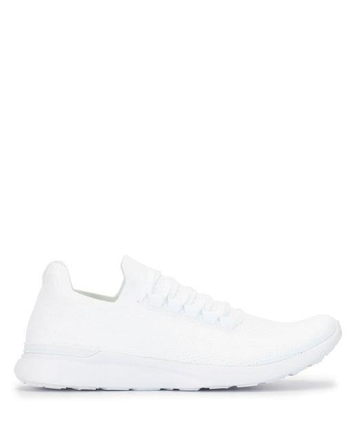 メンズ APL Shoes Techloom Breeze スニーカー White