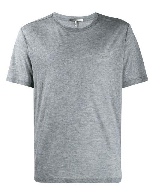メンズ Isabel Marant ラウンドネック Tシャツ Gray