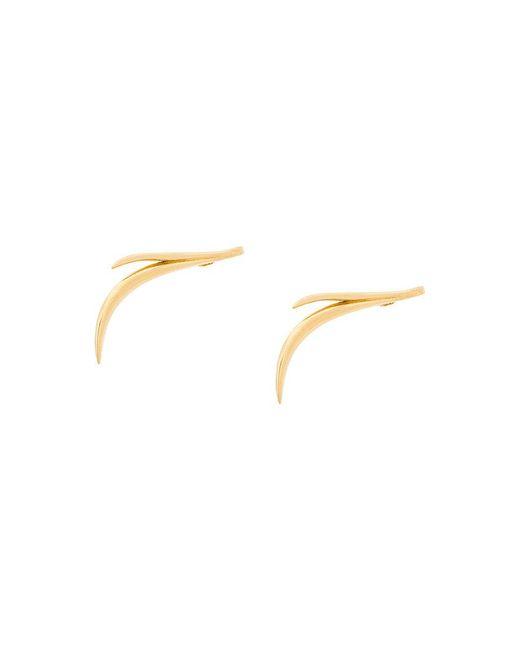 Niomo - Metallic Areca Ear Cuffs - Lyst