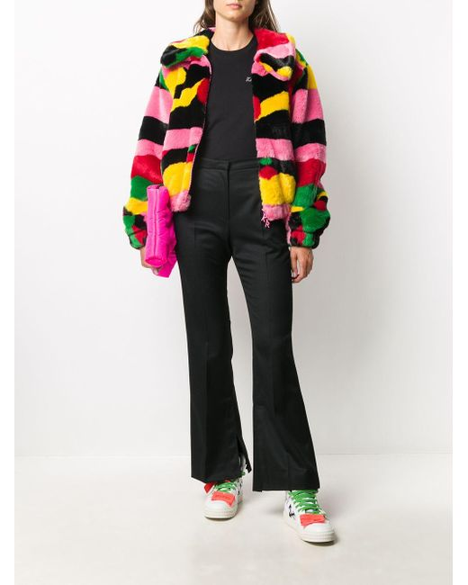 Kirin カラーブロック ジャケット Pink