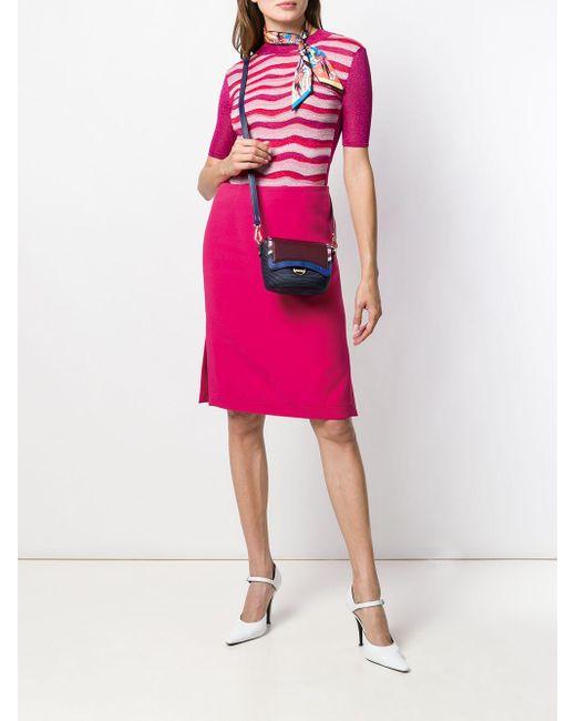 Emilio Pucci ペンシルスカート Pink