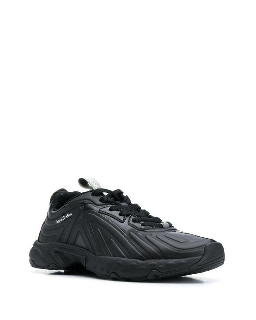 Acne Trail スニーカー Black