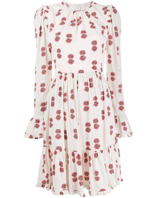 LaDoubleJ Short Visconti ドレス Multicolor