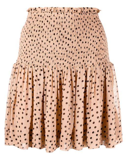 Ganni ポルカドット スカート Multicolor
