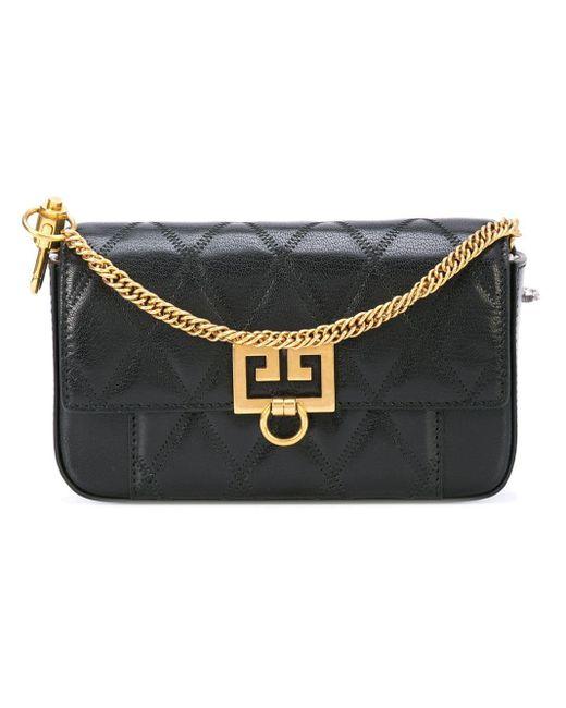 Givenchy Gv3 ショルダーバッグ Black