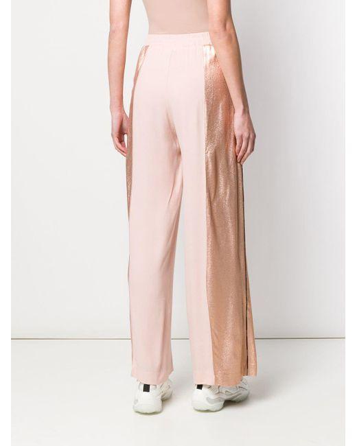Pantaloni sportivi di Nude in Pink