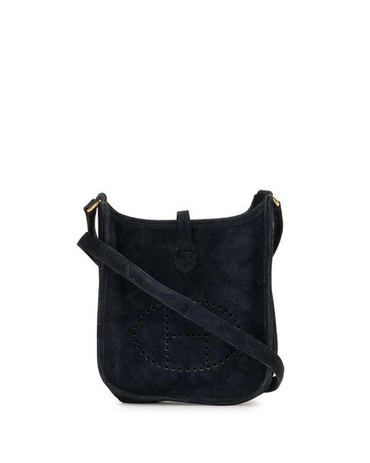 Hermès Blue 2004 Pre-owned Evelyne Tpm Crossbody Bag