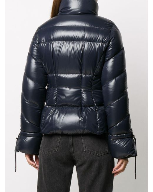 Moncler パデッドジャケット Black