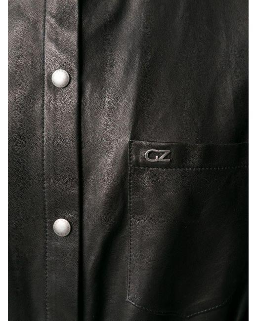 Giuseppe Zanotti シャツジャケット Black