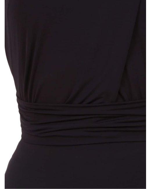 Ruched Talita Swimsuit Brigitte Bardot, цвет: Black