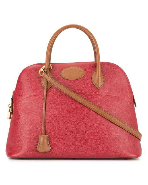 Hermès プレオウンド Bolide 35 ハンドバッグ Multicolor
