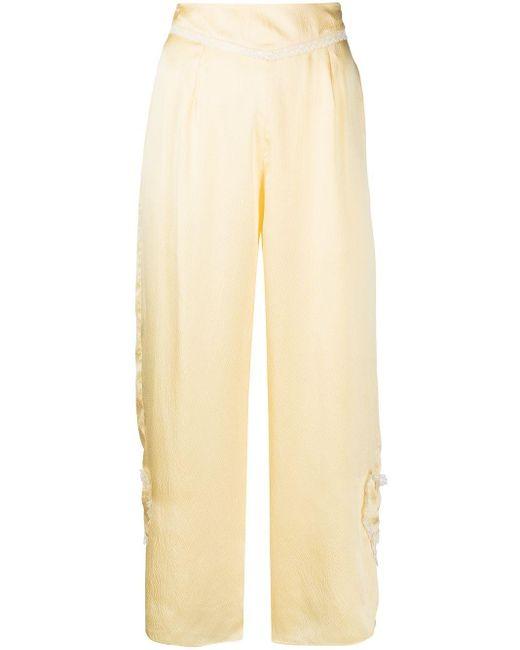 Спортивные Брюки Margot Morgan Lane, цвет: Yellow