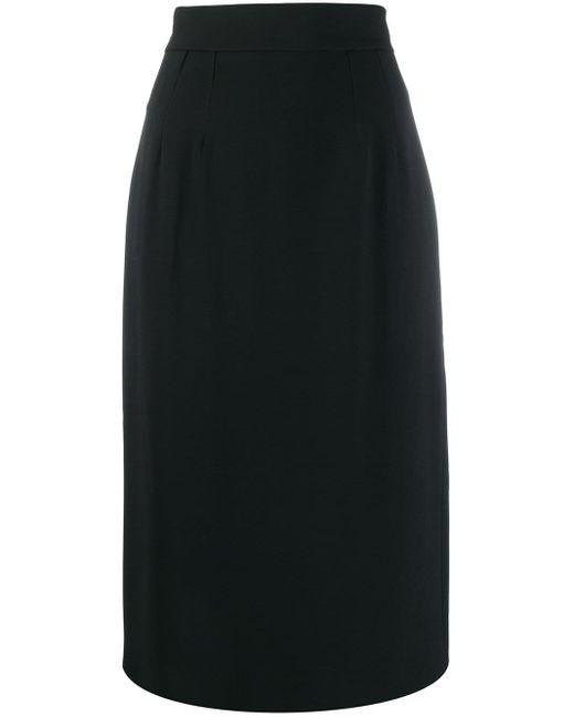 Юбка-карандаш Строгого Кроя Dolce & Gabbana, цвет: Black