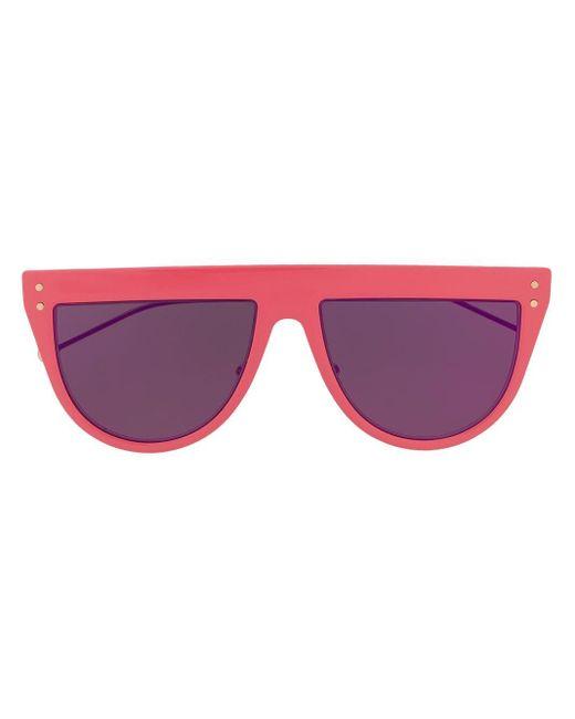 Fendi オーバーサイズ サングラス Pink