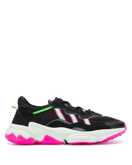 Adidas メッシュ スニーカー Multicolor