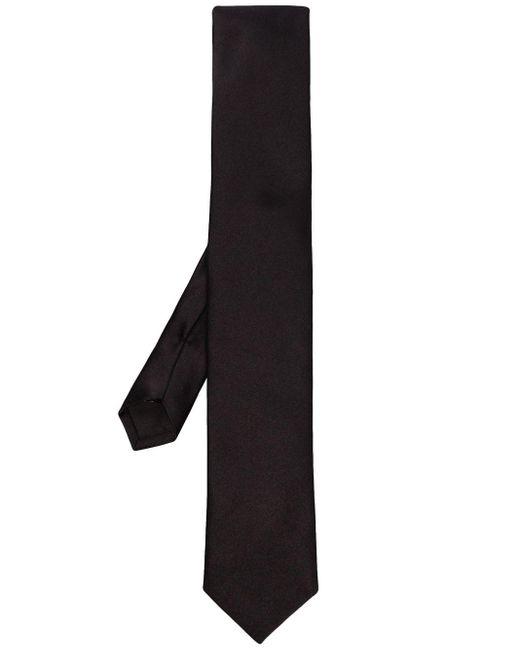 メンズ Dolce & Gabbana シルクネクタイ Black