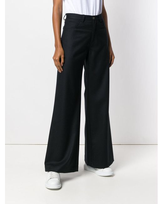 Paulette trousers - Blue Soci?t? Anonyme kFZYH