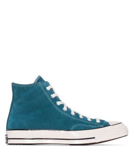 converse 19 blu