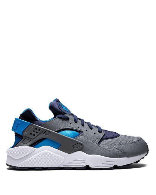 Кроссовки Air Huarache Nike для него, цвет: Blue