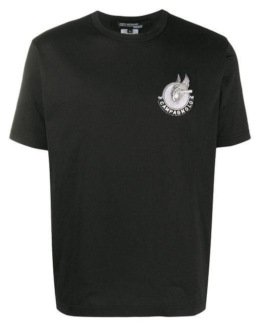 メンズ Junya Watanabe パッチ Tシャツ Black