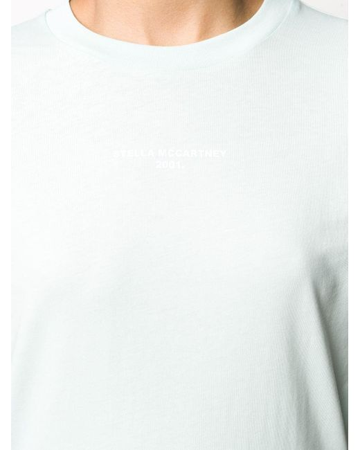 Футболка 2001-го Года С Логотипом Stella McCartney, цвет: Green