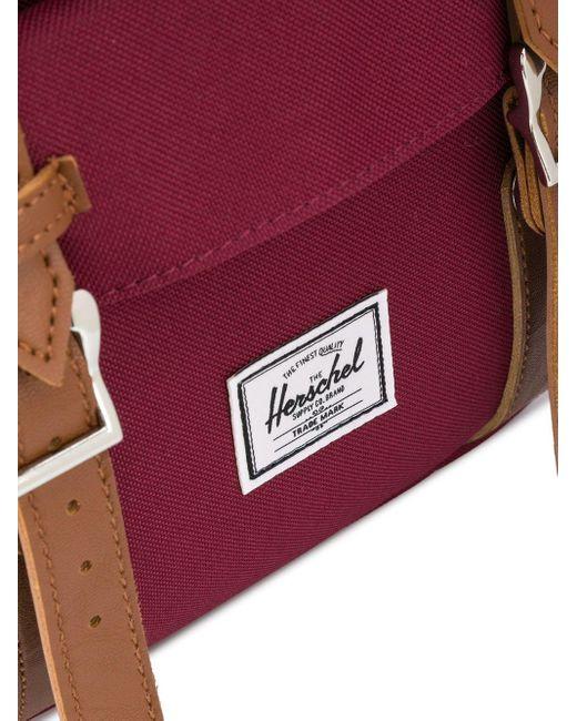 メンズ Herschel Supply Co. Little America バックパック Red