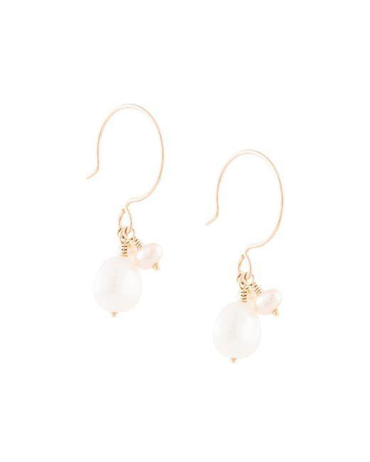 Petite Grand Metallic Fate Earrings