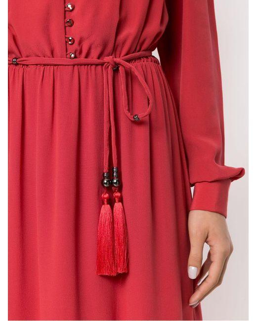 Olympiah Bardini ドレス Red