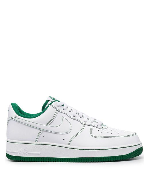 Nike White Air Force 1 Low-top Sneakers for men