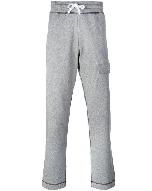 Futur | Gray Flap Pocket Sweatpants for Men | Lyst